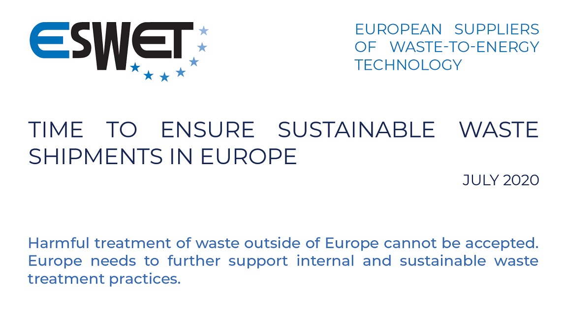ESWET_Time to Ensure Sustainable Waste Shipments in Europe_Cover
